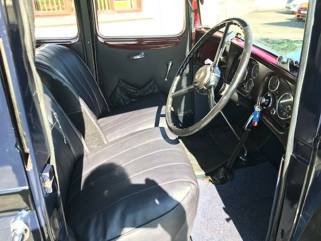 1934 austin 12 ascot (light) For Sale (picture 5 of 6)