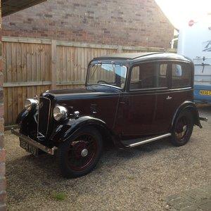 1936 Austin Seven Ruby  For Sale