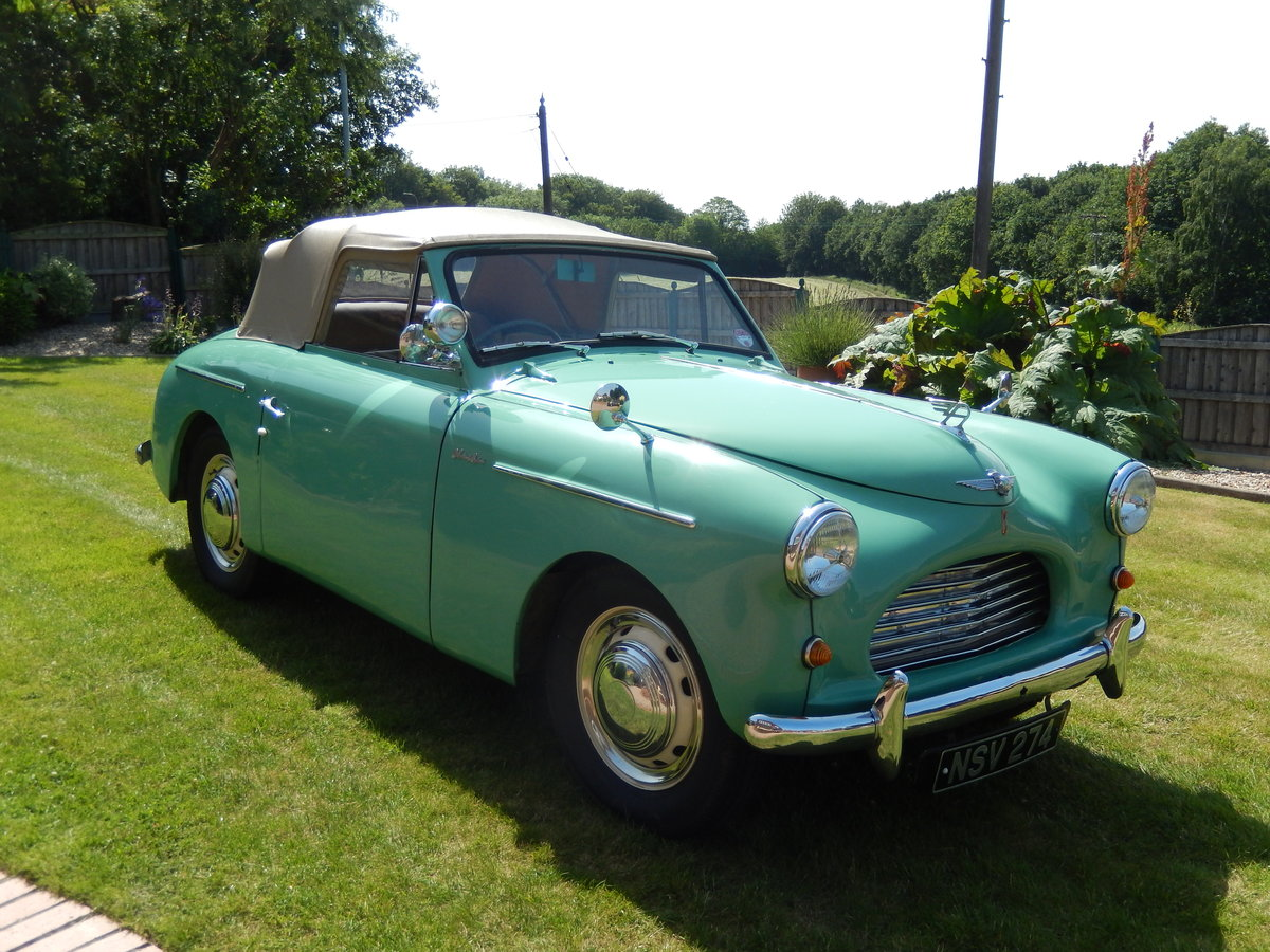 1953 Austin a40 sport For Sale (picture 3 of 6)