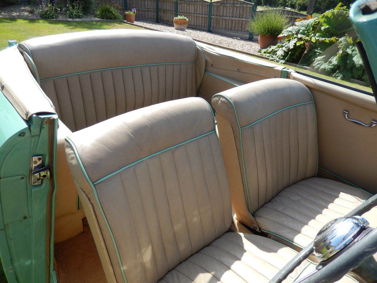 1953 Austin a40 sport For Sale (picture 5 of 6)