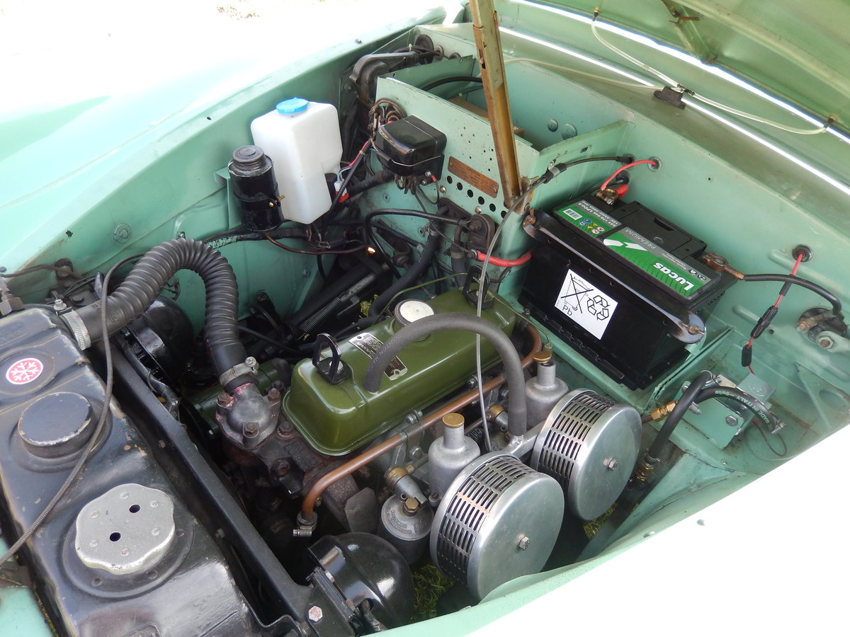 1953 Austin a40 sport For Sale (picture 6 of 6)