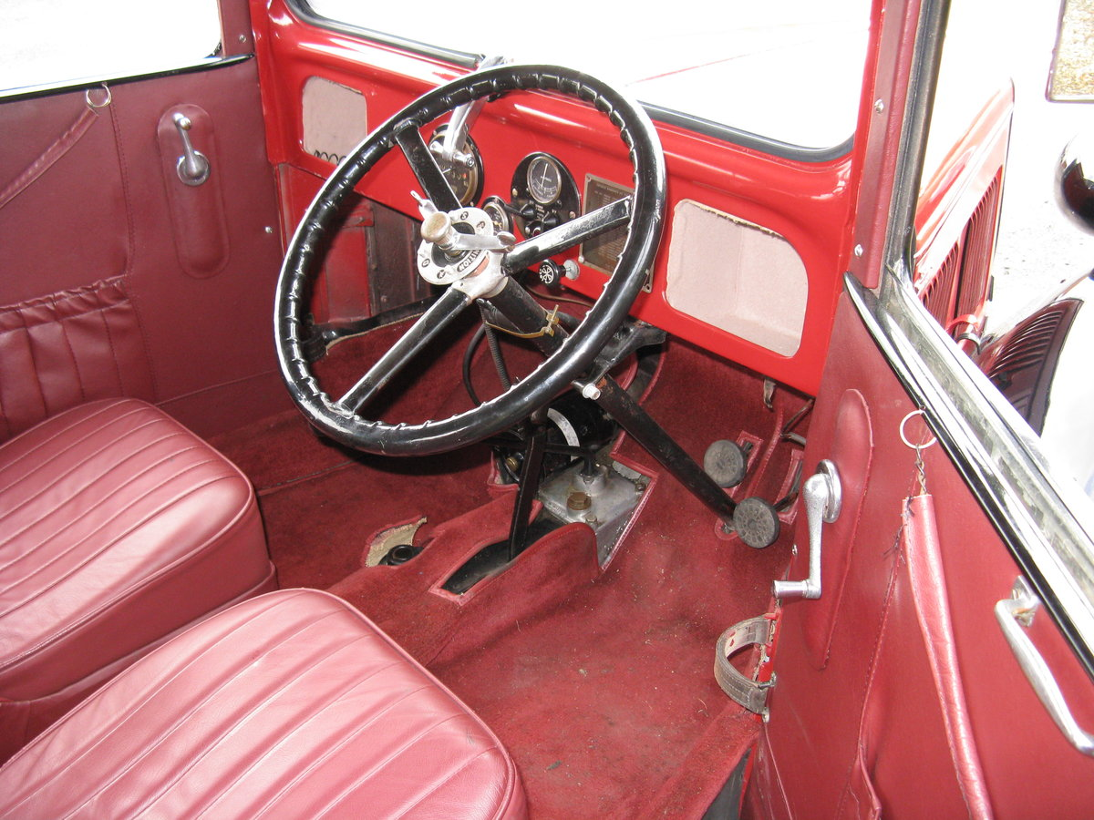 1932 Austin 7 RN Box Saloon, with sunroof. SOLD (picture 6 of 6)