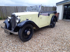 1936 AUSTIN 10/4 RIPLEY SPORTS For Sale