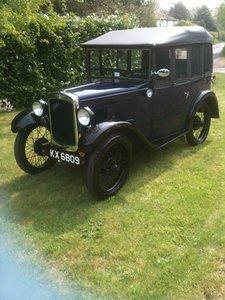 1931 Austin 7 AG Tourer