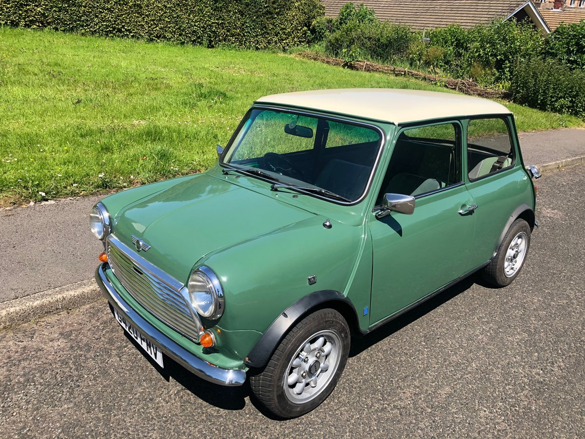 1989 Mini 1000 - Fully Restored - Ready to go! SOLD (picture 1 of 6)