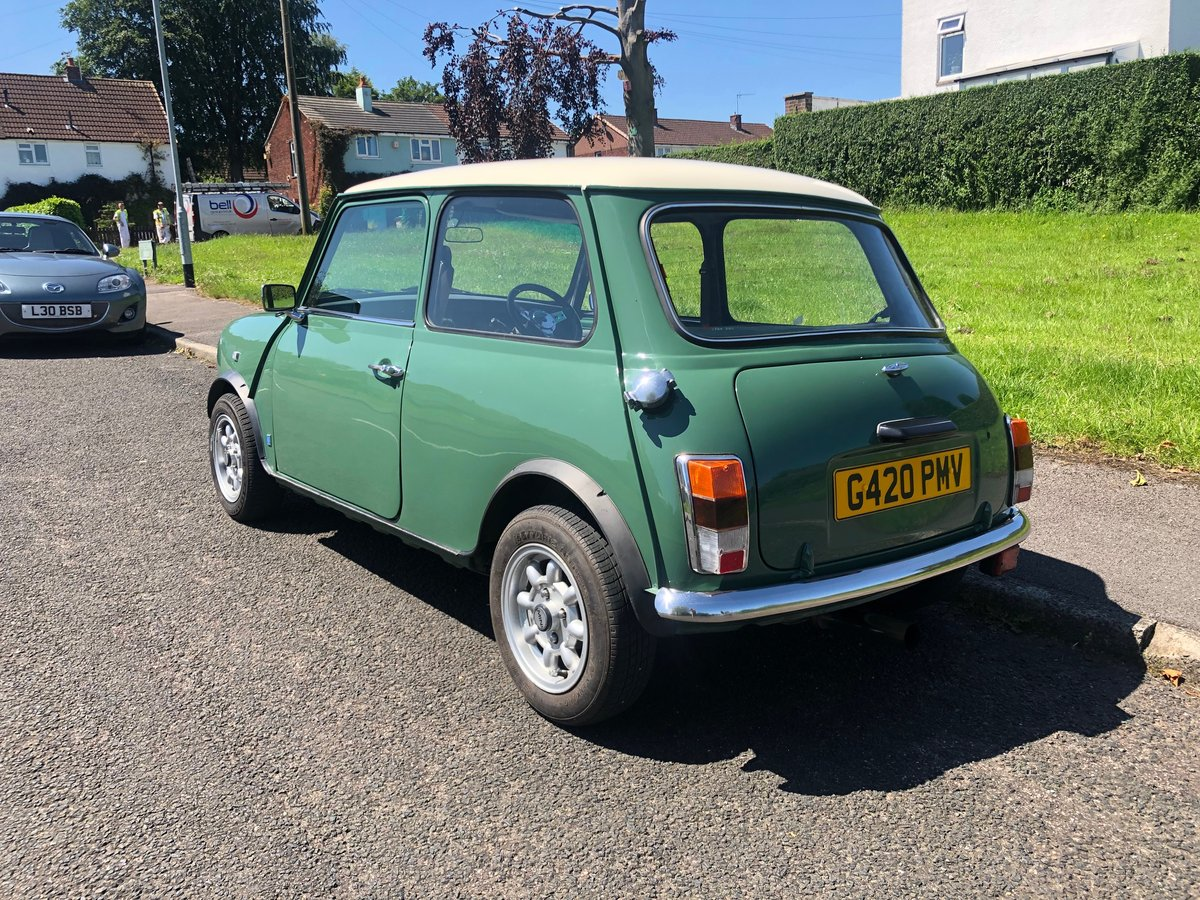 1989 Mini 1000 - Fully Restored - Ready to go! SOLD (picture 2 of 6)