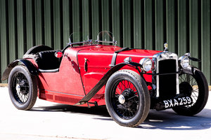 1934 Austin 7 Beaufort Special For Sale