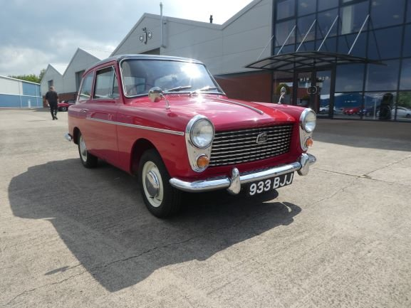 1960 Austin A40 For Sale (picture 1 of 6)