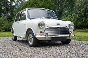 1962 Austin Mini Cooper 997 For Sale