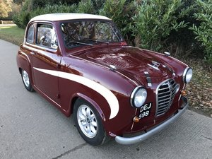 1954 Austin A30 HRDC Specification. For Sale