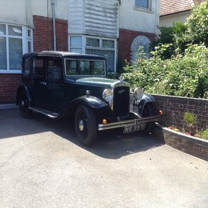 Austin 12/4 Burnham 1933 For Sale