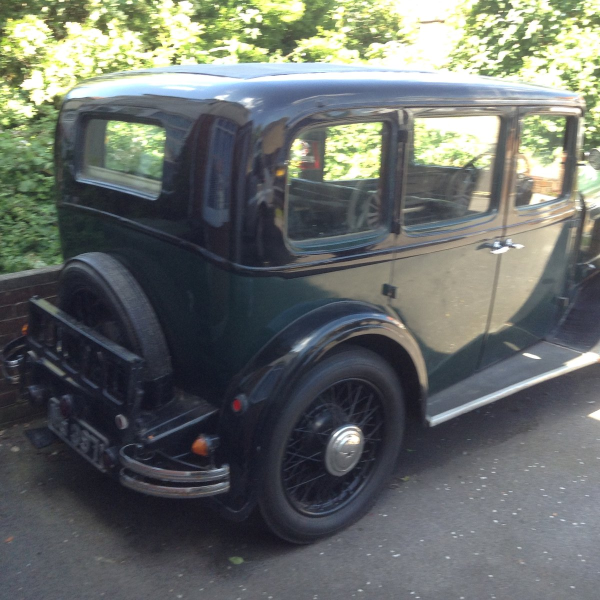 Austin 12/4 Burnham 1933 For Sale (picture 2 of 6)