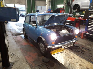1990 Austin Mini Totally original beautiful car For Sale