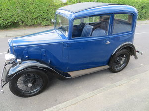 1935 Austin Ruby  For Sale