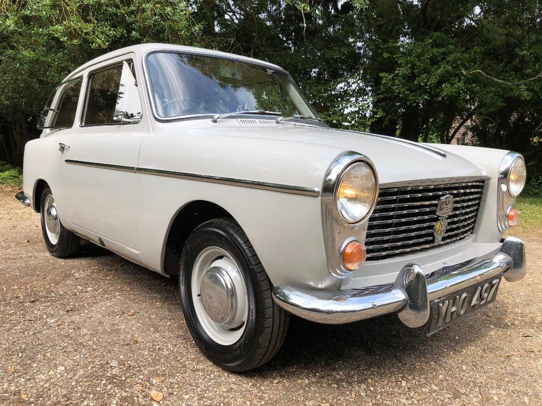 1960 MK1 Austin A40 Farina Deluxe. Only 39k. 2 Owners For Sale (picture 1 of 6)