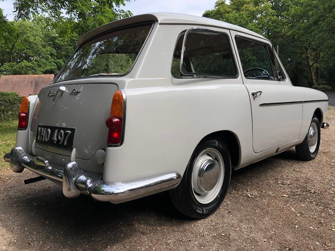 1960 MK1 Austin A40 Farina Deluxe. Only 39k. 2 Owners For Sale (picture 2 of 6)