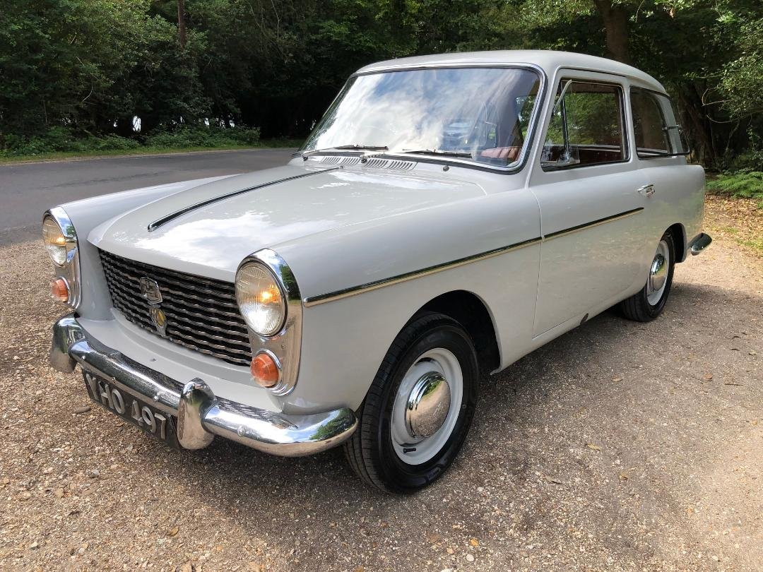 1960 MK1 Austin A40 Farina Deluxe. Only 39k. 2 Owners For Sale (picture 4 of 6)