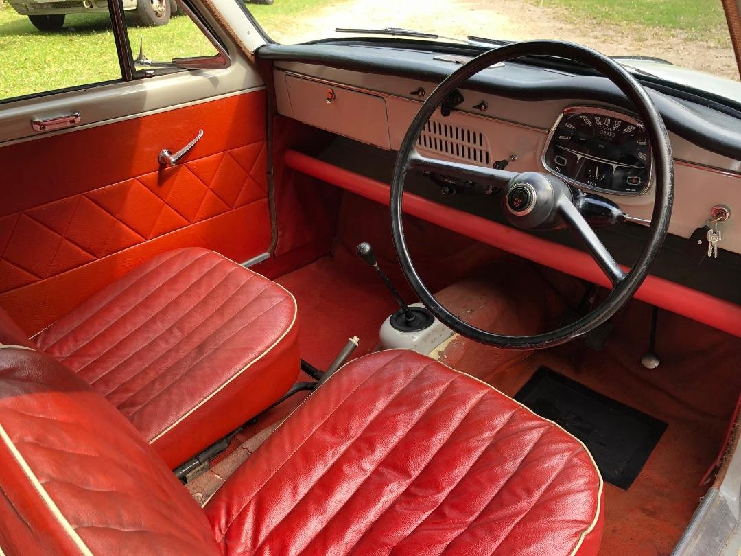 1960 MK1 Austin A40 Farina Deluxe. Only 39k. 2 Owners For Sale (picture 5 of 6)