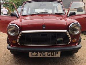 1985 Mini, 998cc, Classic, late centre dash model For Sale