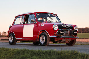 1963 Austin Mini Cooper S 'Whizzo Williams' For Sale by Auction