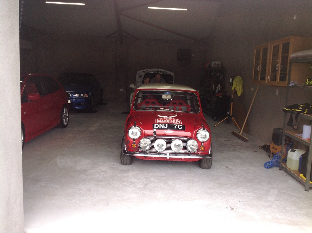 1965 Austin Cooper. S Rally Car For Sale (picture 2 of 6)