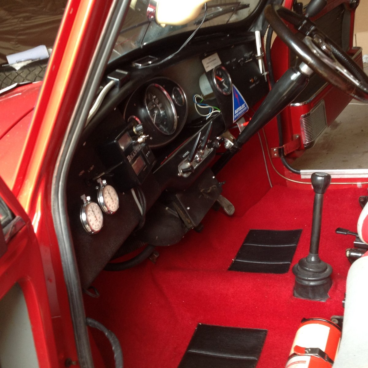 1965 Austin Cooper. S Rally Car For Sale (picture 3 of 6)