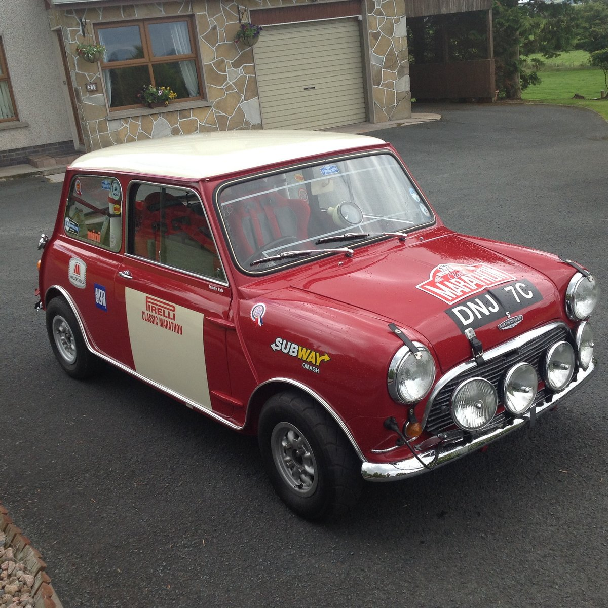 1965 Austin Cooper. S Rally Car For Sale (picture 5 of 6)
