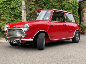 1968 Austin Mini 1275 Cooper S - Fully Restored - Mint For Sale by Auction