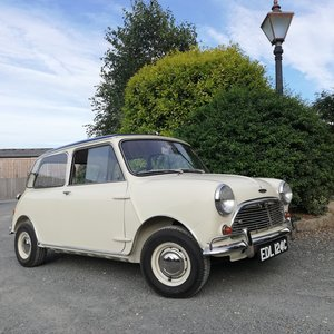 1965 MKI Mini Cooper S 1275 For Sale