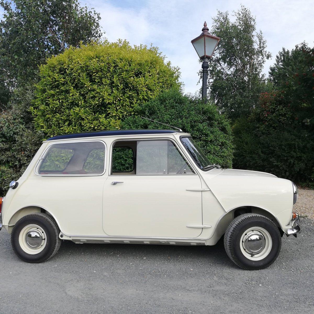 1965 MKI Mini Cooper S 1275 For Sale (picture 2 of 6)