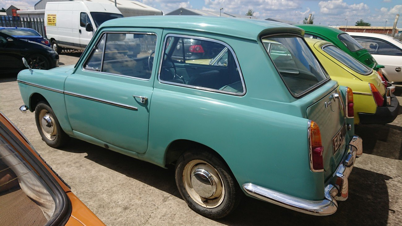 1960 Austin A40 For Sale (picture 2 of 4)