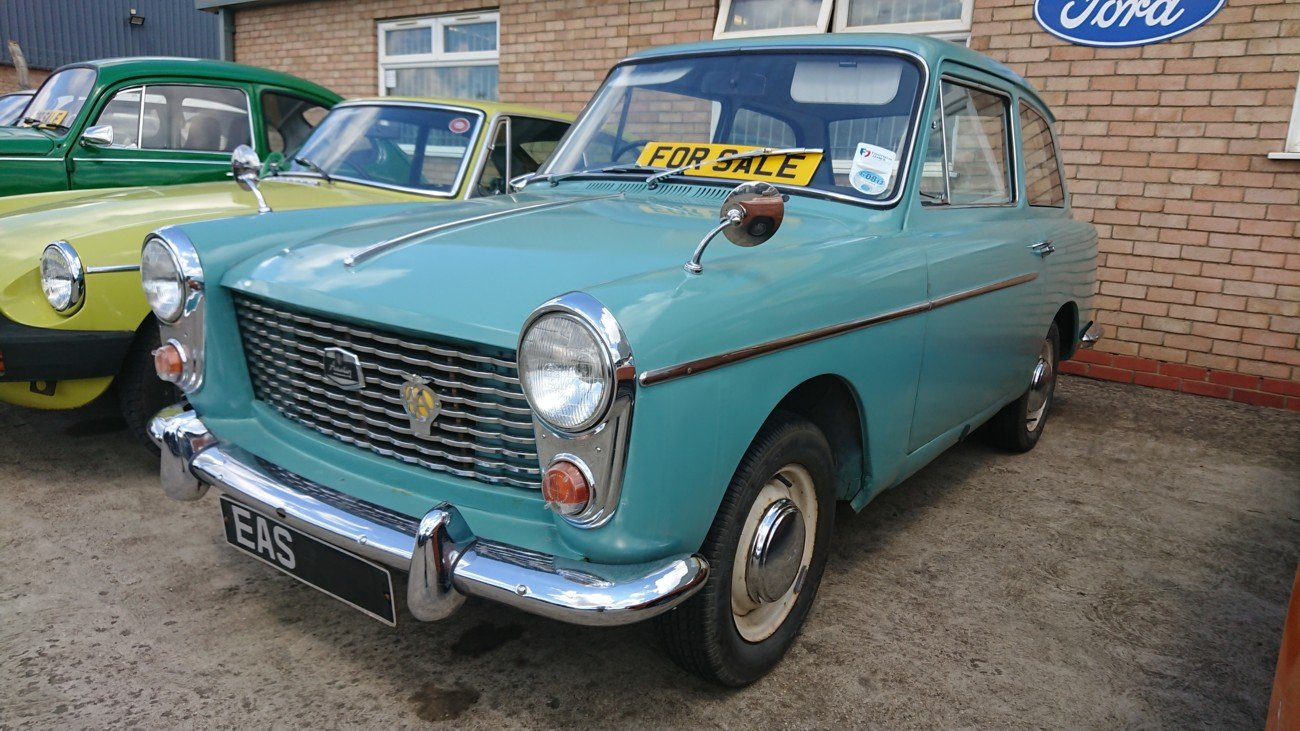 1960 Austin A40 For Sale (picture 3 of 4)