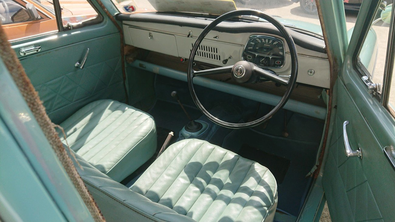 1960 Austin A40 For Sale (picture 4 of 4)