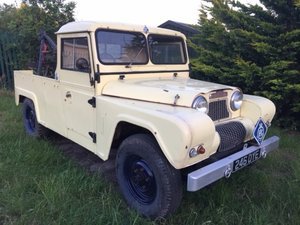 Lot 22 - A 1963 Austin Gipsy 4x4 - 21/07/2019 For Sale by Auction