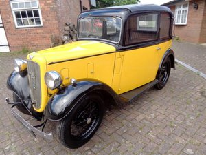 1936 Austin Seven Pearl Cabriolet For Sale by Auction