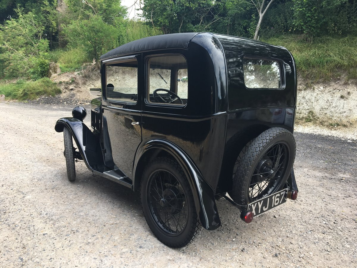 1931 Austin Seven 'RM' Saloon SOLD (picture 3 of 6)