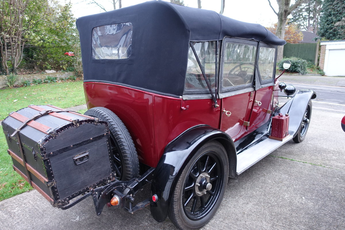 Austin Heavy 12/4 Clifton with Auster screen. 1927 SOLD (picture 4 of 6)