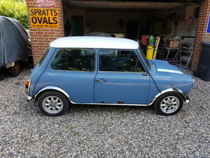 1988 Mini mayfair automatic 1998 low mileage 40k For Sale