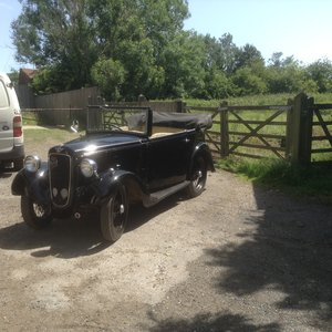 1936 Austin 7 tourer  For Sale