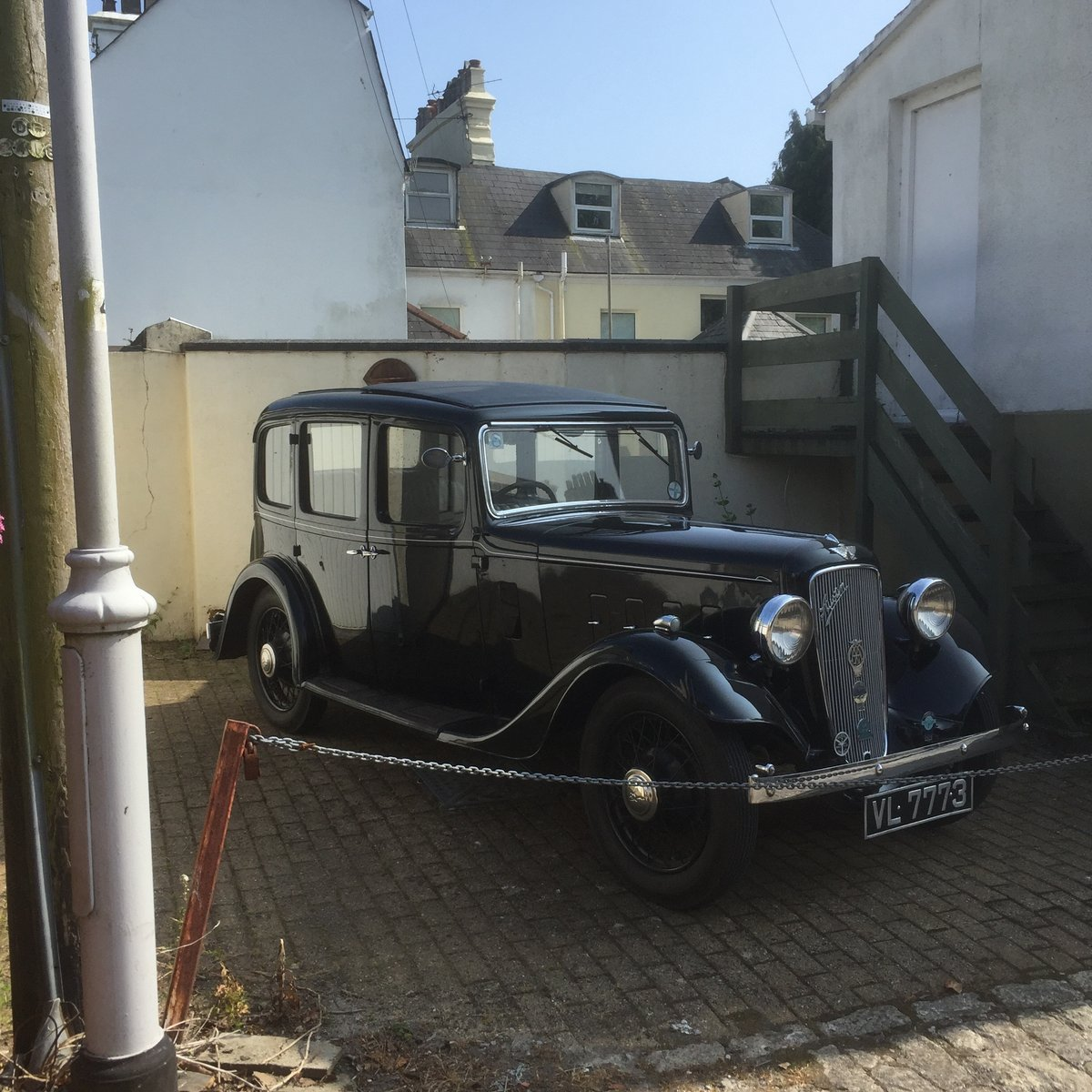 1936 Austin Ascot LOVES THE OPEN ROAD For Sale (picture 1 of 6)