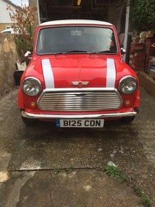 1985 Red Mini Mayfair
