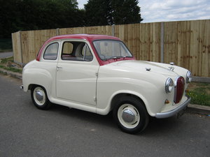 1957 AUSTIN A35 2DOOR. STUNNING CONDITION. FRESH RESTORATION SOLD