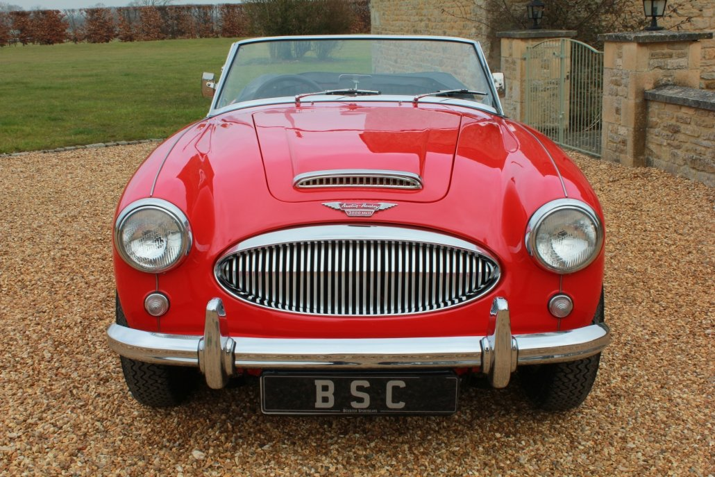1962 AUSTIN HEALEY 3000 MK2 - £59,950 For Sale (picture 6 of 12)