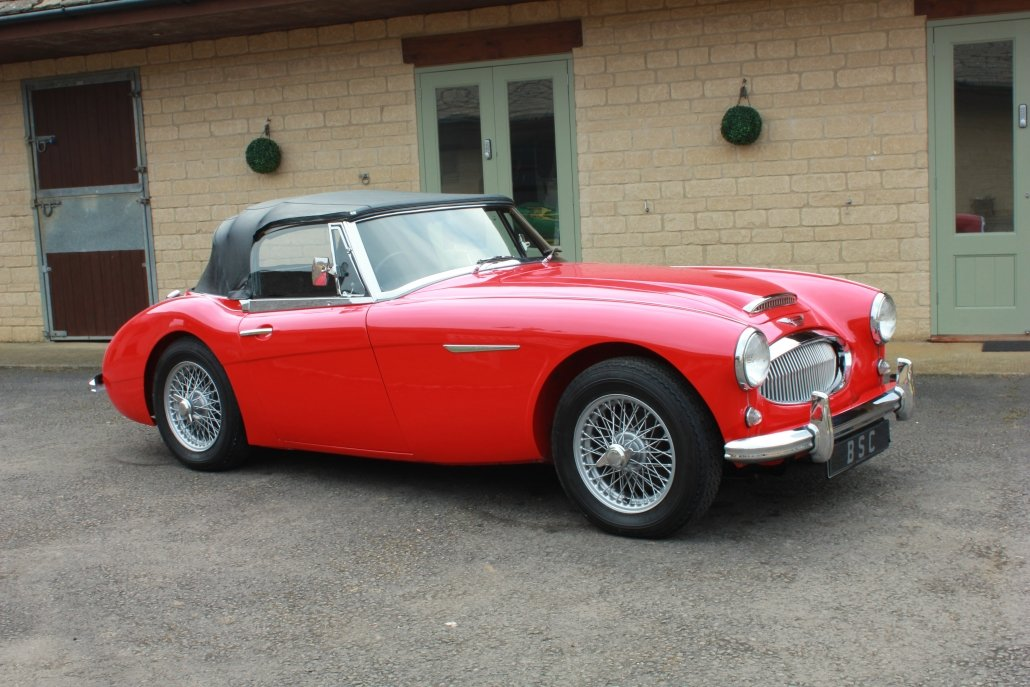 1962 AUSTIN HEALEY 3000 MK2 - £55,950 For Sale (picture 10 of 12)