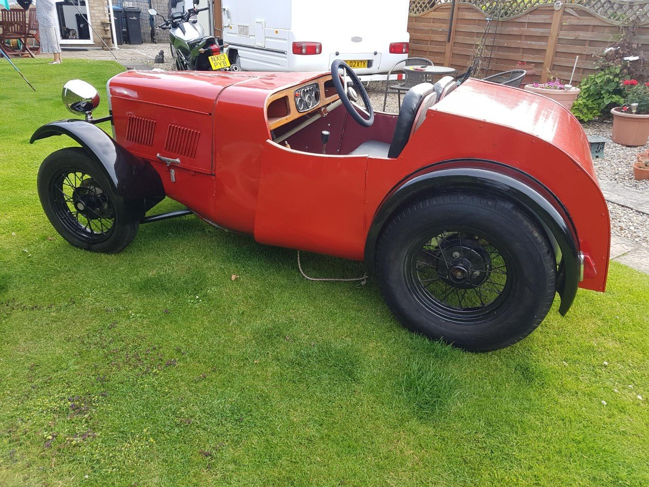 1929 Austin 7 Sport Special Nippy Style. SOLD (picture 1 of 6)