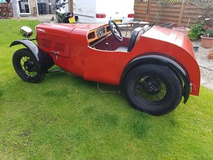 1929 Austin 7 Sport Special Nippy Style. For Sale