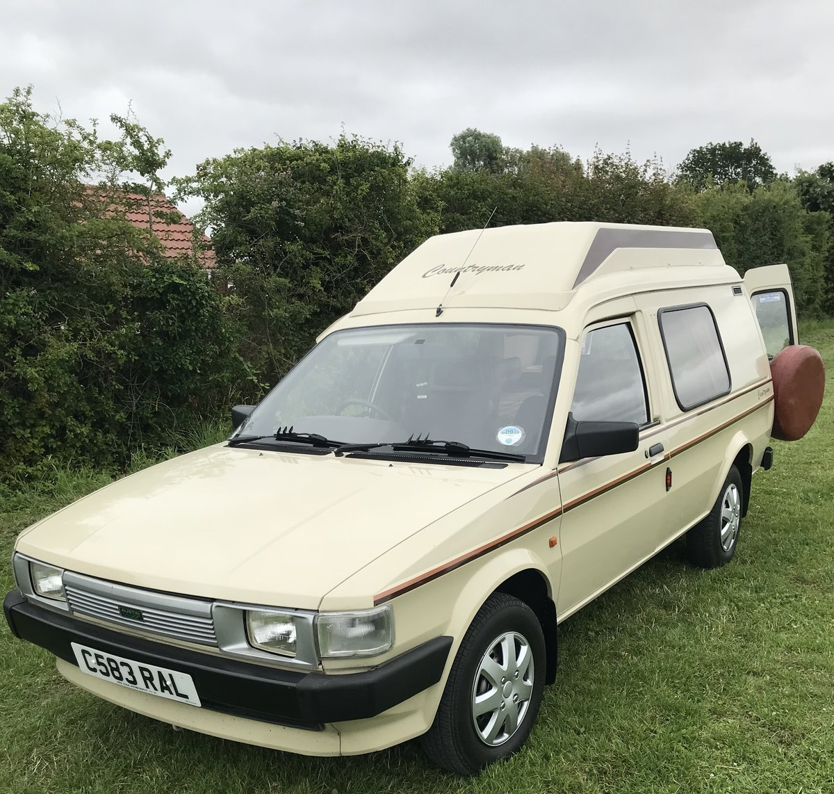 1986 Austin maestro  campervan For Sale (picture 3 of 6)