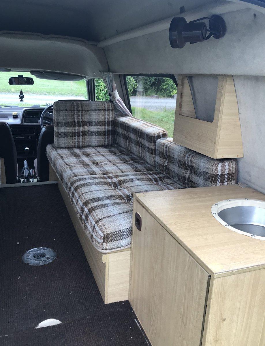 1986 Austin maestro  campervan For Sale (picture 6 of 6)