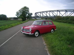 1962  Austin A40 Farina Countryman Historic Vehicle
