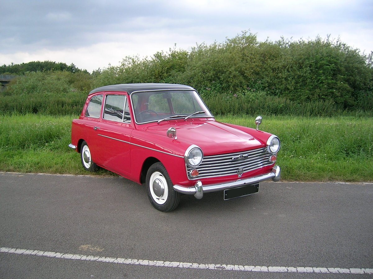1962 Austin A40 Farina Countryman Historic Vehicle For Sale (picture 2 of 6)